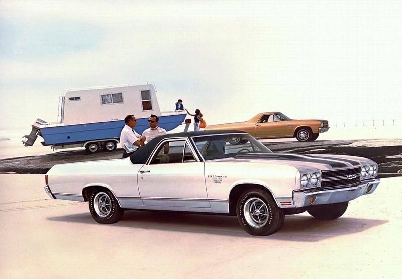 Ngỡ ngàng các mẫu xe tải Chevrolet trong 100 năm qua - ảnh 7