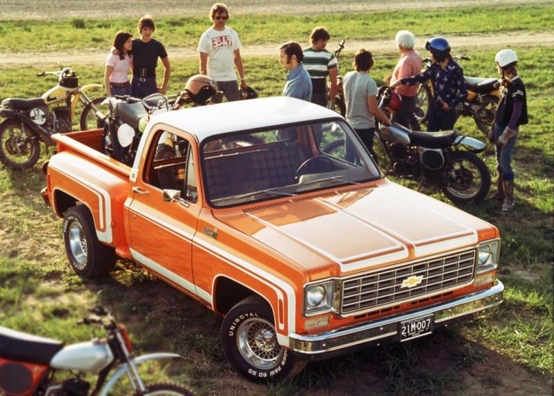 Ngỡ ngàng các mẫu xe tải Chevrolet trong 100 năm qua - ảnh 8