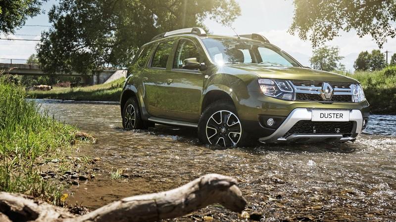 Renault Duster giảm giá 50 triệu đồng - ảnh 1