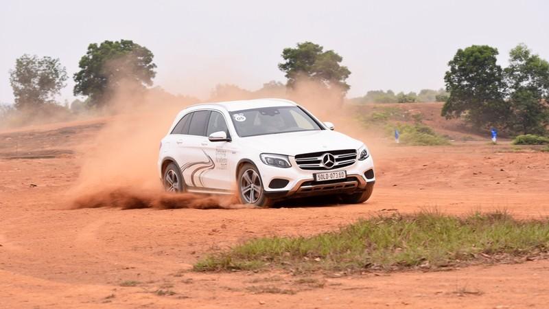 Mercedes-Benz, bất ngờ với thể thao tốc độ - ảnh 10
