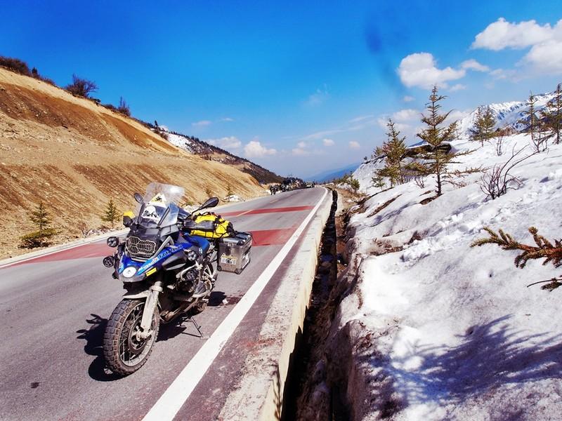 """40 Biker Việt chinh phục """"đỉnh Everest"""" bằng mô tô - ảnh 10"""