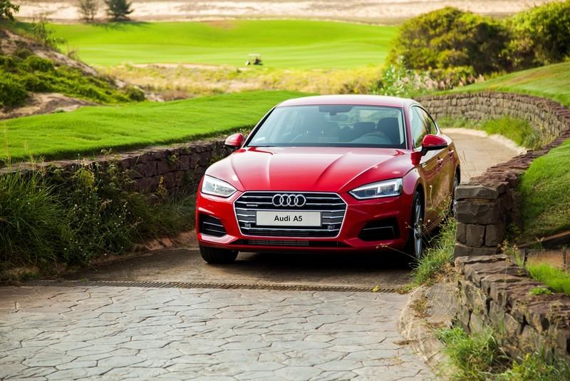 Audi A5 Sportback mới: Thể thao & lịch lãm - ảnh 2