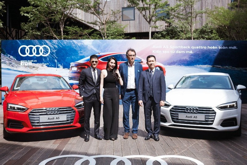 Audi A5 Sportback mới: Thể thao & lịch lãm - ảnh 4