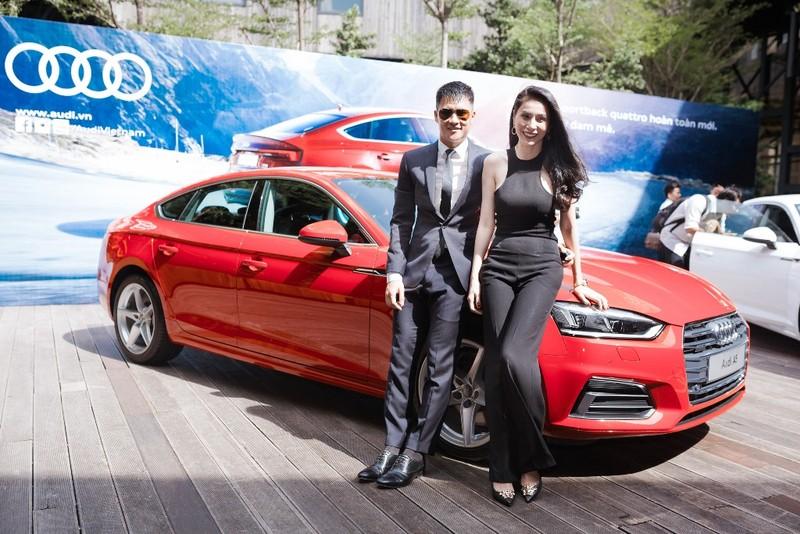 Audi A5 Sportback mới: Thể thao & lịch lãm - ảnh 5