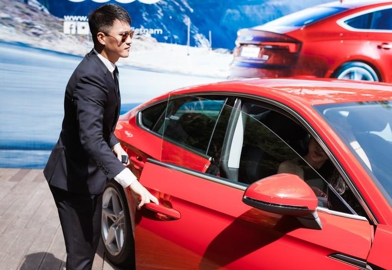 Audi A5 Sportback mới: Thể thao & lịch lãm - ảnh 6