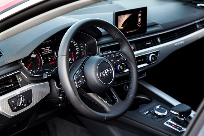 Audi A5 Sportback mới: Thể thao & lịch lãm - ảnh 8
