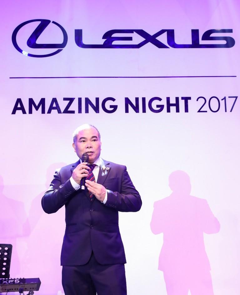 Sang trọng dạ tiệc Lexus Amazing Night 2017 - ảnh 5