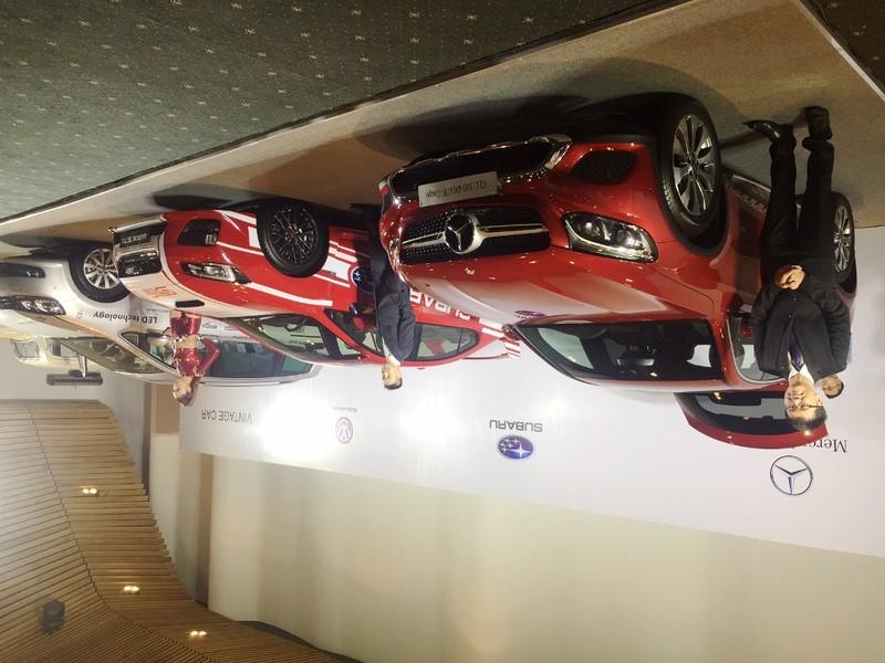 Ngày hội của 7 thương hiệu xe nhập khẩu nổi tiếng - ảnh 2