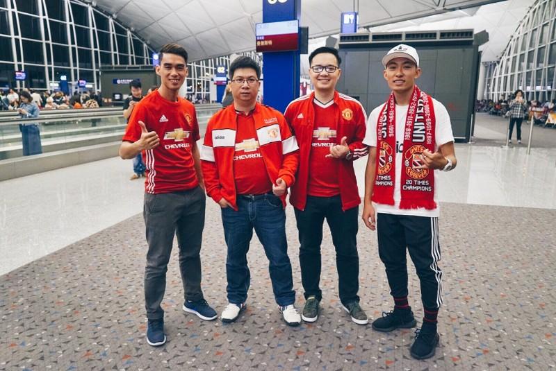 Chevrolet Fan Cup 2017: 4 cổ động viên tới Old Trafford - ảnh 2