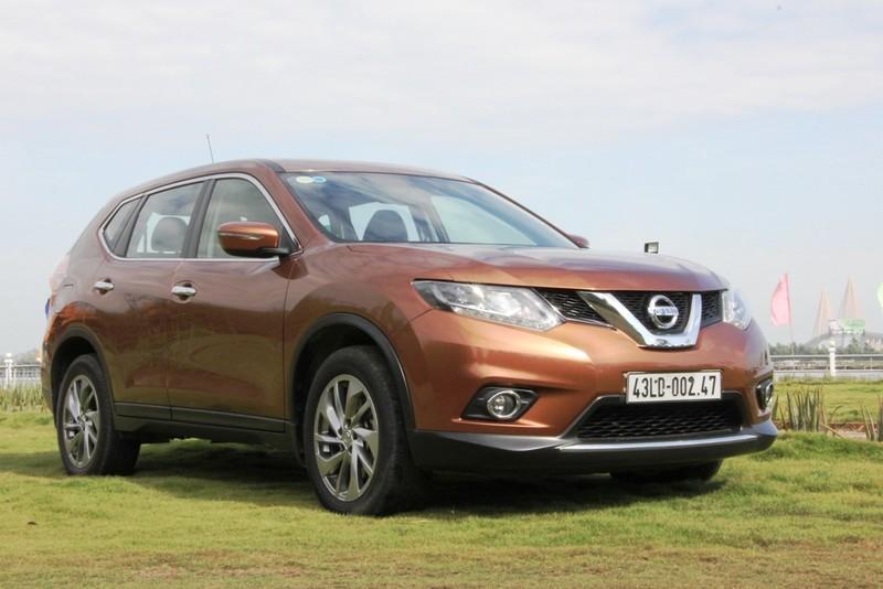 Mua xe Nissan trong tháng 6, nhận tiền mặt và quà - ảnh 1