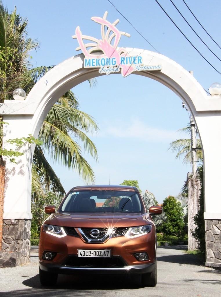 Mua xe Nissan trong tháng 6, nhận tiền mặt và quà - ảnh 2