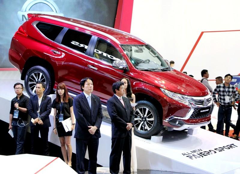 Mitsubishi giảm giá xe đến 170 triệu đồng - ảnh 4