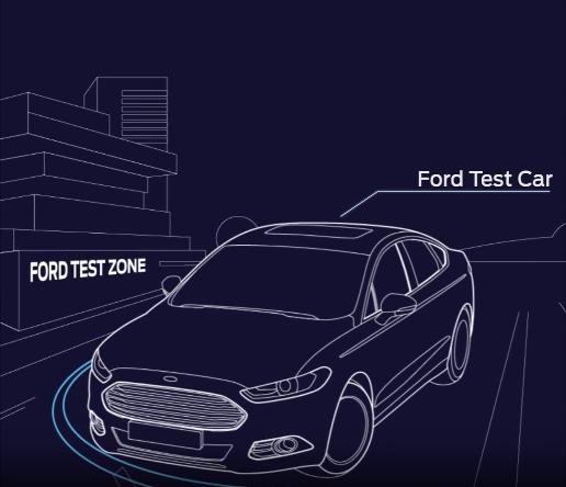 Ford thử nghiệm công nghệ giảm thời gian chờ đèn đỏ - ảnh 2