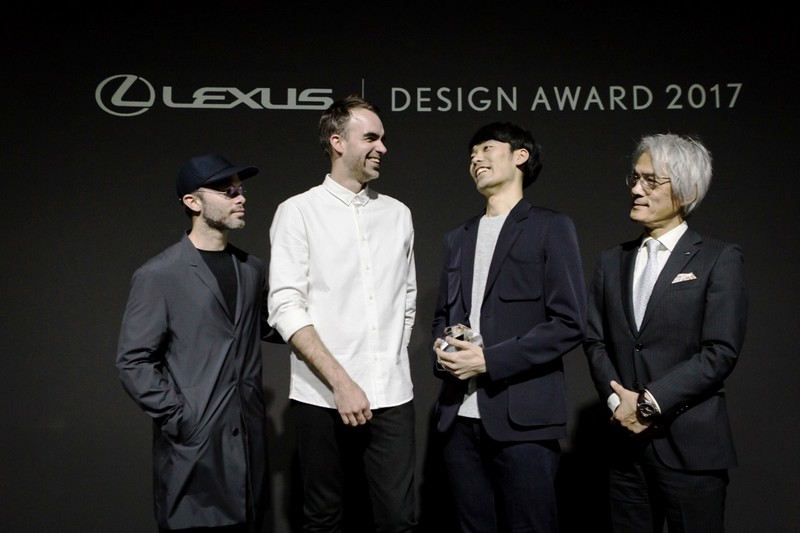 """Mời tham gia """"Giải thưởng thiết kế Lexus 2018"""" - ảnh 1"""