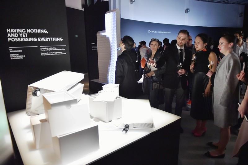 """Mời tham gia """"Giải thưởng thiết kế Lexus 2018"""" - ảnh 2"""