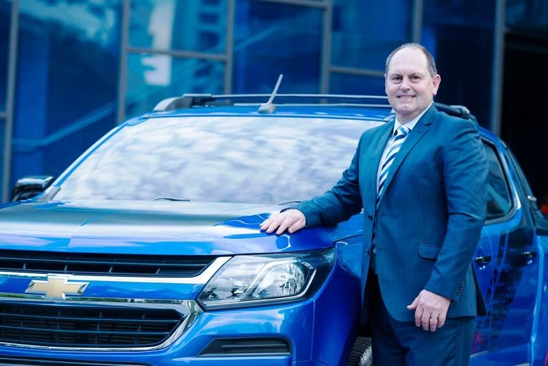 GM hợp nhất cơ cấu kinh doanh Chevrolet Đông Nam Á - ảnh 1