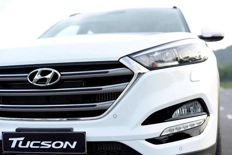 Hyundai Tucson 2017 thế hệ mới, giá chỉ 815 triệu - ảnh 2