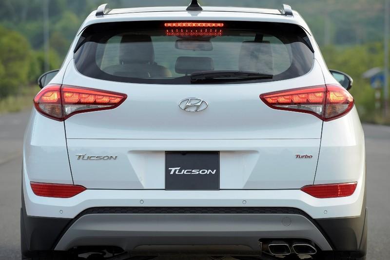 Hyundai Tucson 2017 thế hệ mới, giá chỉ 815 triệu - ảnh 4
