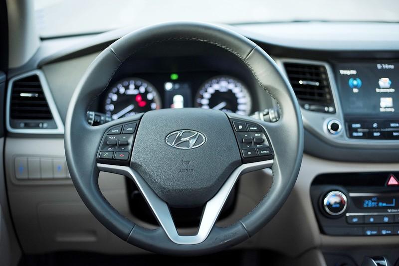 Hyundai Tucson 2017 thế hệ mới, giá chỉ 815 triệu - ảnh 6