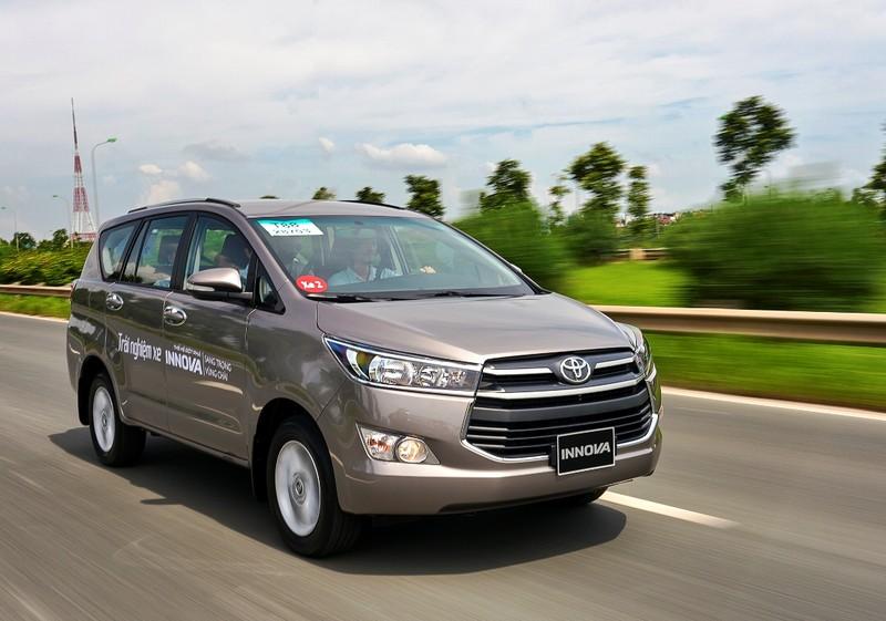 Toyota khuyến mãi mua xe Vios, Innova tháng 9 và 10 - ảnh 3