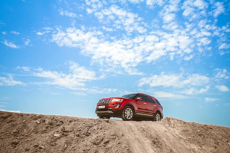 Ranger, Transit và Explorer giúp Ford tăng trưởng tốt - ảnh 2