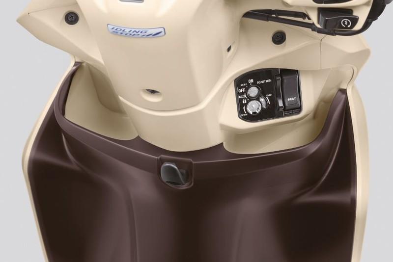 Honda Vision cải tiến mới, thêm nhiều màu mới - ảnh 6