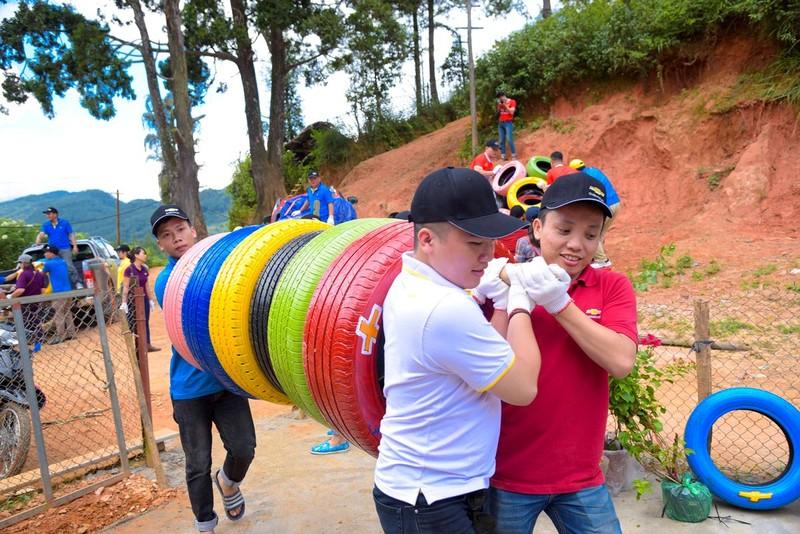 GM Việt Nam hỗ trợ thiếu nhi Mù Cang Chải - ảnh 3