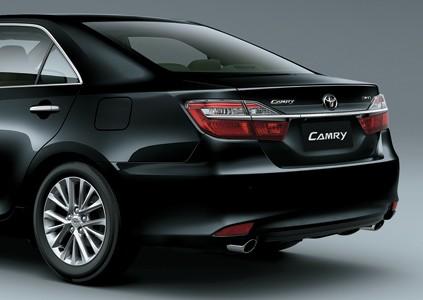 Toyota ra mắt Camry mới 2017 - ảnh 5