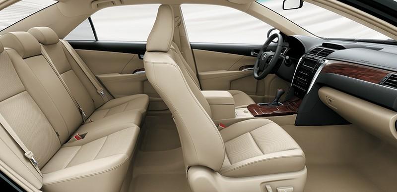 Toyota ra mắt Camry mới 2017 - ảnh 8