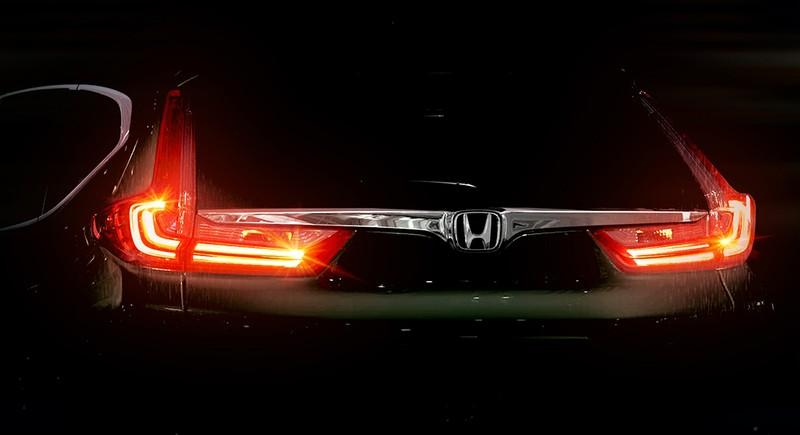 Chính thức ra mắt Honda CR-V 7 chỗ hoàn toàn mới - ảnh 3