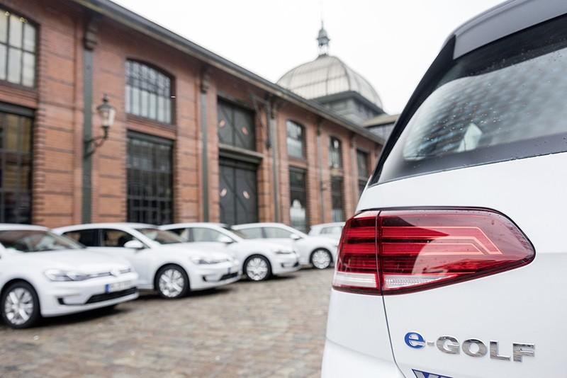 Tập đoàn Volkswagen: ưu tiên phát triển xe điện - ảnh 3