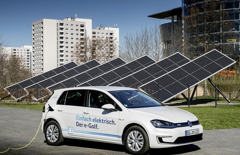 Tập đoàn Volkswagen: ưu tiên phát triển xe điện - ảnh 5
