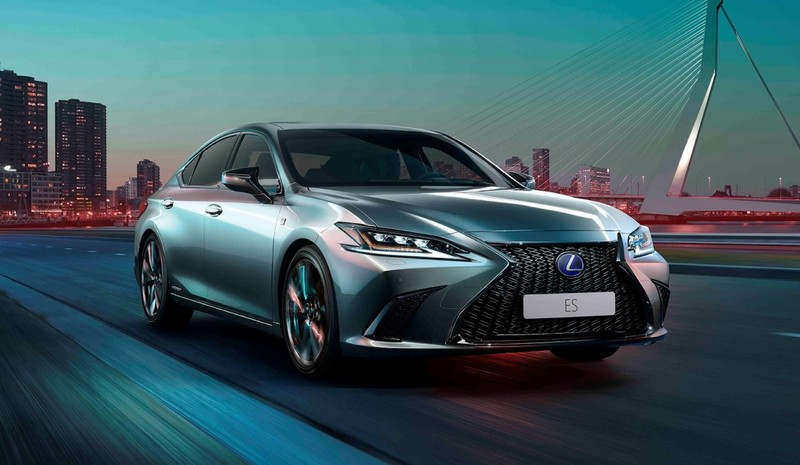 Ra mắt Lexus ES thế hệ mới – Kiến trúc toàn cầu - ảnh 1