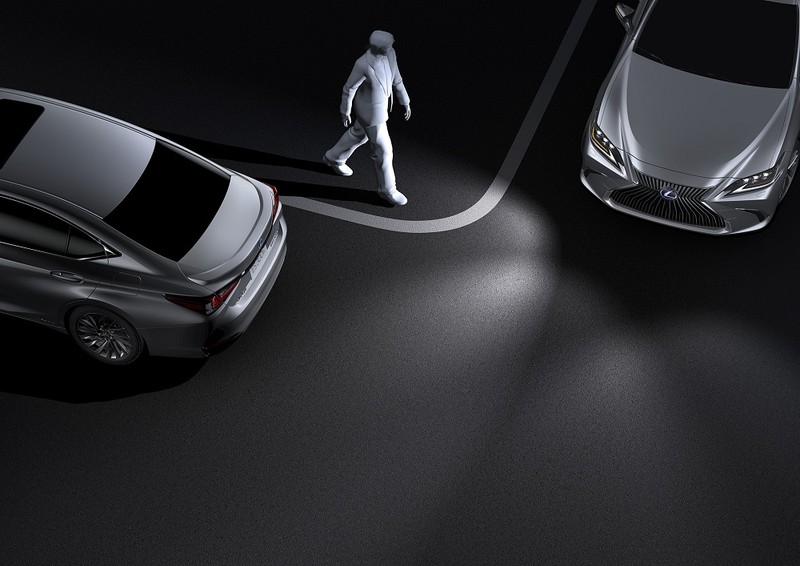 Ra mắt Lexus ES thế hệ mới – Kiến trúc toàn cầu - ảnh 10