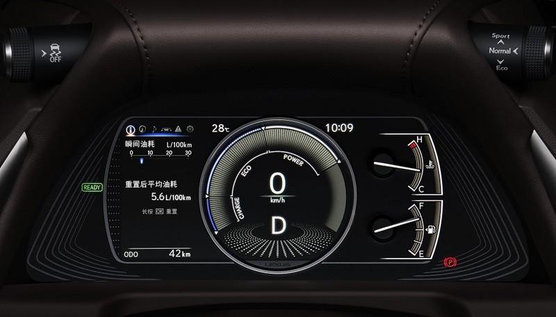 Ra mắt Lexus ES thế hệ mới – Kiến trúc toàn cầu - ảnh 8