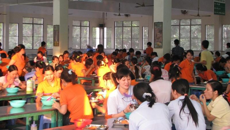Ngày hội 'Bữa ăn an toàn cho công nhân lao động' - ảnh 1