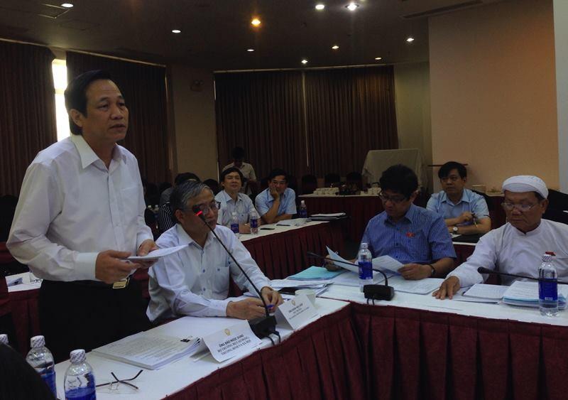 Bộ trưởng Bộ LĐ-LĐ&XH nói gì khiếu nại của DN? - ảnh 1