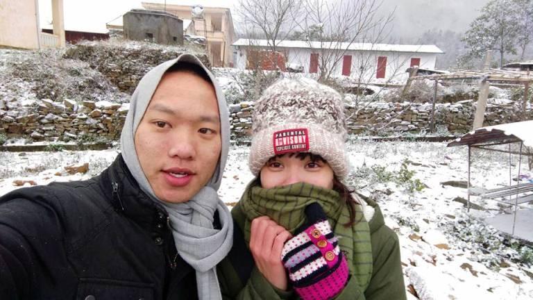 Mưa tuyết, băng giá còn tiếp diễn tại nhiều tỉnh miền Bắc - ảnh 3