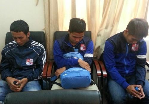 Sáu cầu thủ bán độ của Đồng Nai bị treo giò vĩnh viễn - ảnh 1