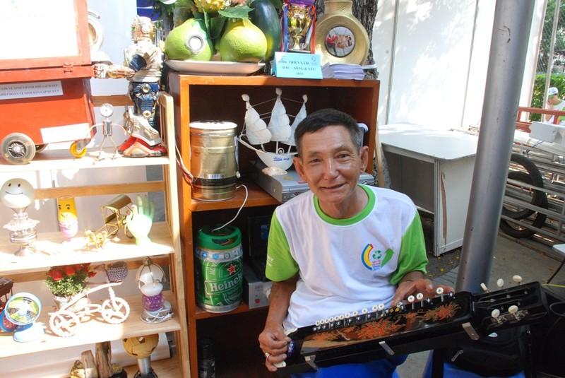 TP.HCM: Tưng bừng Ngày hội tái chế rác thải 2015 - ảnh 3