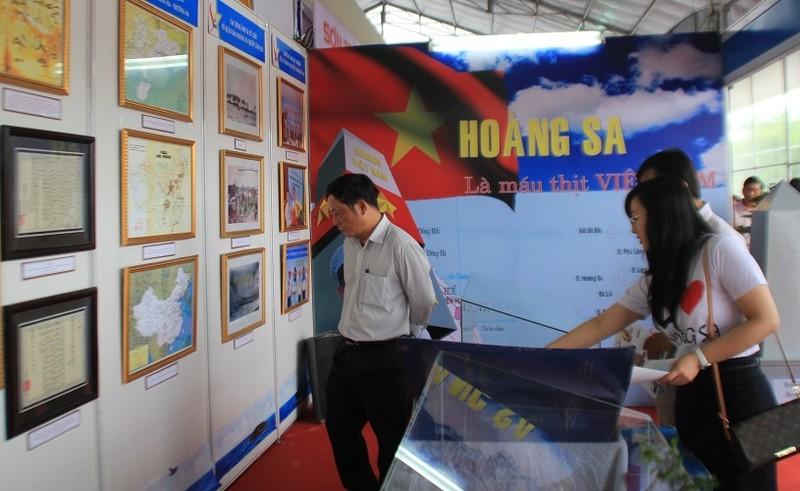 Triển lãm 40 năm thành tựu và phát triển TP Đà Nẵng - ảnh 3