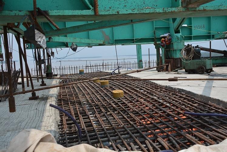 Hợp long cầu Cổ Chiên, nối đôi bờ Trà Vinh-Bến Tre - ảnh 4