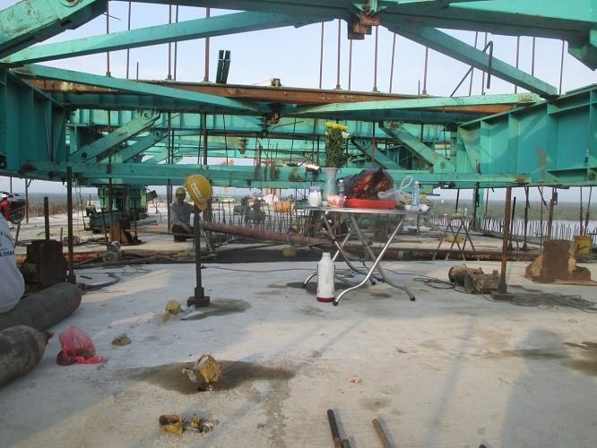 Hợp long cầu Cổ Chiên, nối đôi bờ Trà Vinh-Bến Tre - ảnh 3