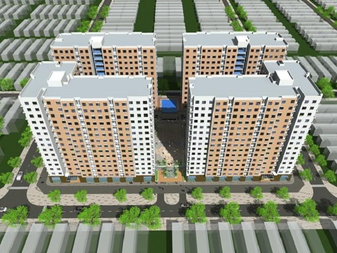 Đầu tư hơn 400 tỷ đồng xây nhà ở xã hội - ảnh 1