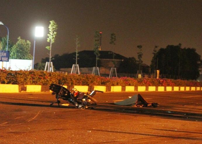 Bắt tài xế xe tải gây tai nạn chết người rồi bỏ chạy - ảnh 1