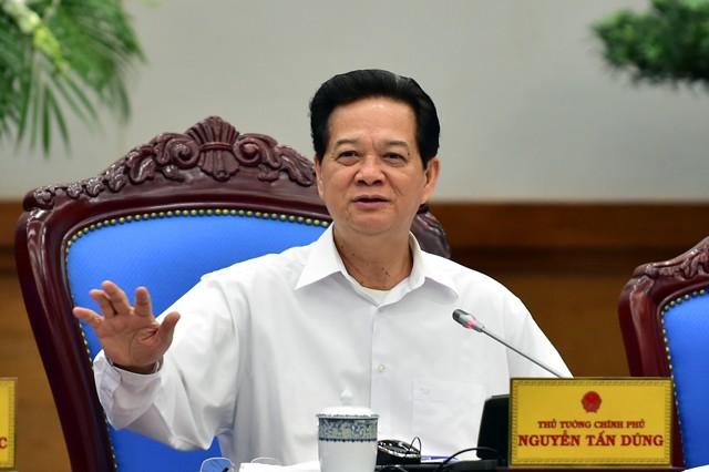 Thủ tướng: Quyết liệt trong tái cơ cấu doanh nghiệp Nhà nước - ảnh 1