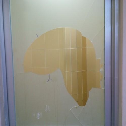 Nhà vệ sinh của công trình trăm tỉ bị đập phá, trộm đồ - ảnh 2