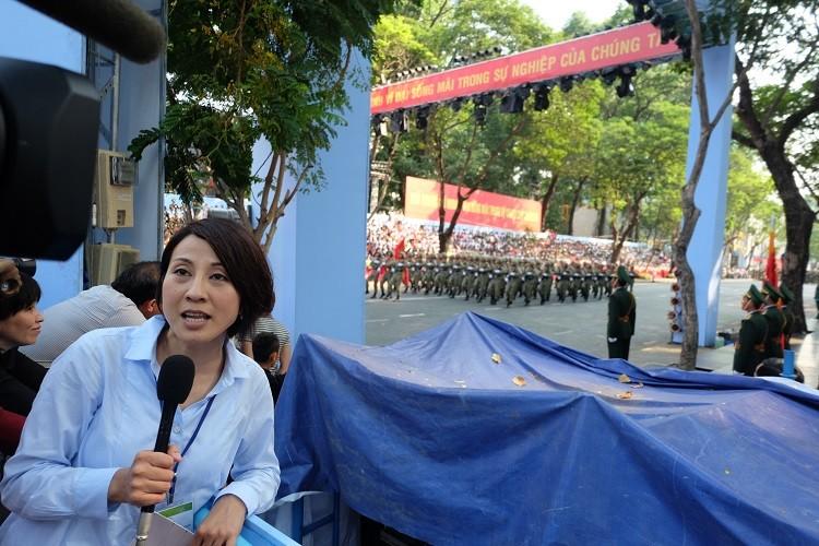 Báo chí nước ngoài viết về Lễ kỷ niệm 40 năm Việt Nam thống nhất - ảnh 2