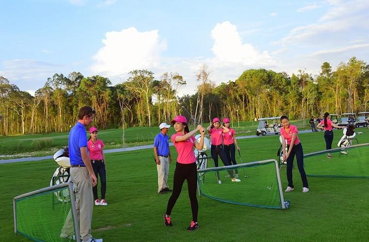 Giải Golf đầu tiên trên đảo Phú Quốc - ảnh 2