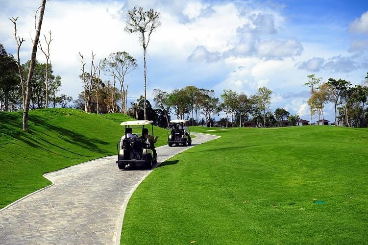Giải Golf đầu tiên trên đảo Phú Quốc - ảnh 1